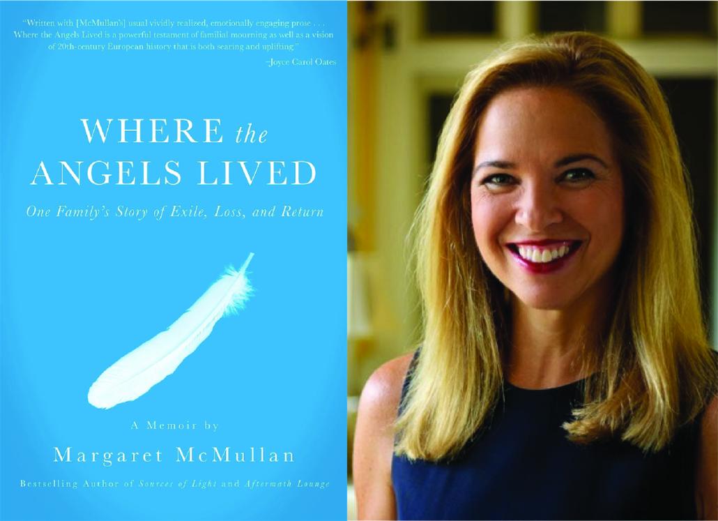 Author Margaret McMullan